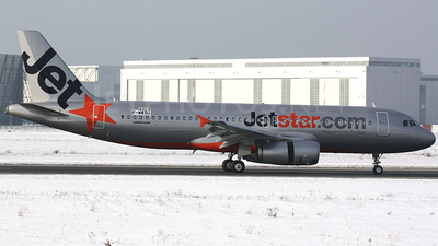 F-WWBU - Airbus A320-232 - Jetstar Airways