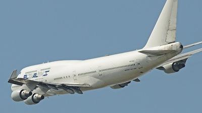 4X-ELS - Boeing 747-412 - El Al Israel Airlines