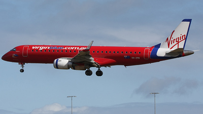 VH-ZPB - Embraer 190-100IGW - Virgin Blue Airlines