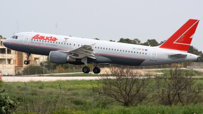 OE-LBR - Airbus A320-214 - Lauda Air