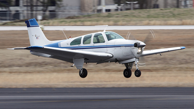 N1785A - Beechcraft E33A Bonanza - Private
