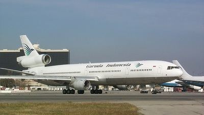 N277WA - McDonnell Douglas MD-11(ER) - Garuda Indonesia (World Airways)
