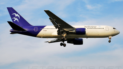 5N-BGH - Boeing 767-241(ER) - Bellview Airlines