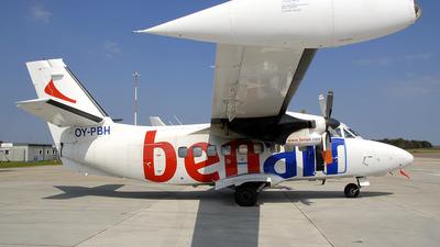 OY-PBH - Let L-410UVP-E20 Turbolet - BenAir