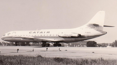 F-BUFC - Sud Aviation SE 210 Caravelle VIR - Catair