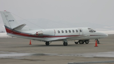 JA01TM - Cessna 560 Citation Ultra - Toyota Motors