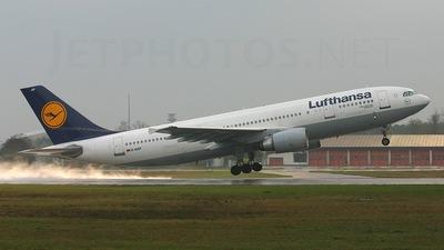D-AIAP - Airbus A300B4-603 - Lufthansa
