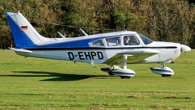 D-EHPD - Piper PA-28-180 Cherokee G - Private