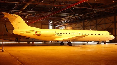 PH-KXR - Fokker 100 - Aircraft Financing & Trading