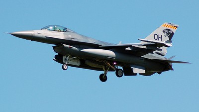 86-0302 - Lockheed Martin F-16C Fighting Falcon - United States - US Air Force (USAF)