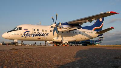 RA-41252 - Antonov An-140-100 - Yakutia Airlines