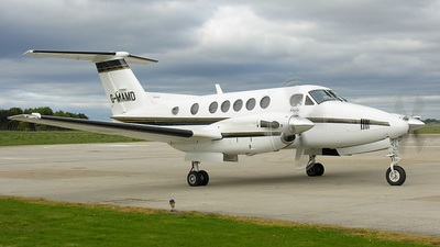 G-MAMD - Beechcraft B200 Super King Air - Private
