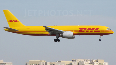 OO-DLJ - Boeing 757-23A(PF) - DHL (European Air Transport)