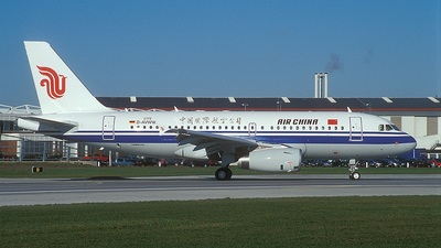 D-AVWW - Airbus A319-132 - Air China