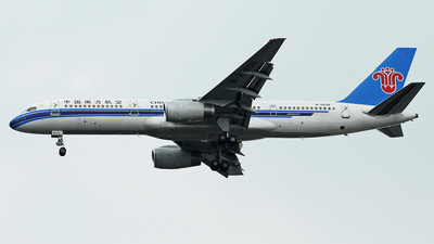 B-2838 - Boeing 757-2Z0 - China Southern Airlines