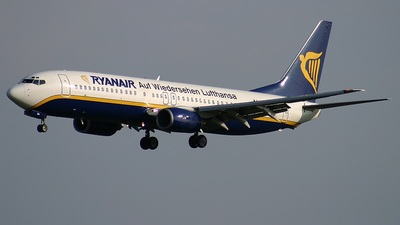 EI-CSH - Boeing 737-8AS - Ryanair