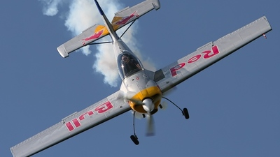 OK-XRC - Zlin 50LX - The Flying Bulls