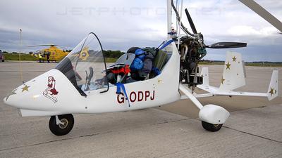 A picture of GODPJ - Magni M16 Tandem Trainer - [PFA G/121251] - © Duncan McDonald
