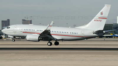 A picture of N781TS -  - [] - © Montague Smith-WorldWide Aviation Photos