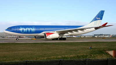 G-WWBB - Airbus A330-243 - bmi British Midland International
