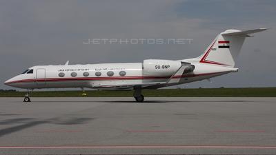 SU-BNP - Gulfstream G-IV(SP) - Egypt - Air Force
