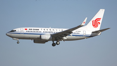 B-5201 - Boeing 737-79L - Air China