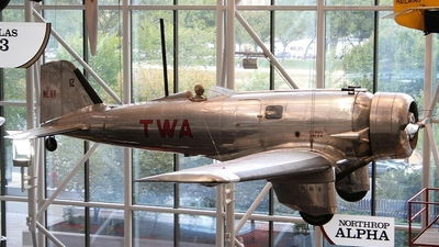 NC11Y - Northrop 4A Alpha - Trans World Airlines (TWA)