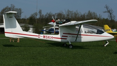 D-MSKH - Iniziative Industriali Italiane Sky Arrow 450TS - Private