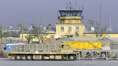 OAIX - Airport - Control Tower