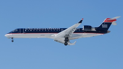 N716PS - Bombardier CRJ-701ER - US Airways Express (PSA Airlines)
