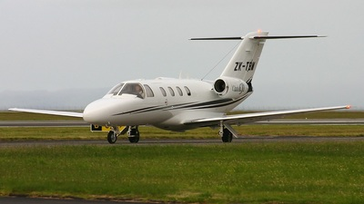 ZK-TBM - Cessna 525 CitationJet 1 - Pacific Jets