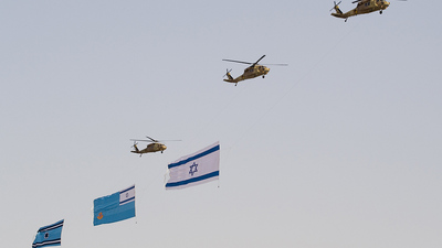 515 - Sikorsky S-70A-9 Yanshuf 3 - Israel - Air Force