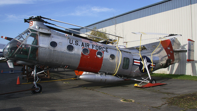53-4329 - Boeing Vertol H-21B Workhorse - United States - US Air Force (USAF)