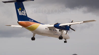 V2-LDU - Bombardier Dash 8-102 - Leeward Islands Air Transport (LIAT)