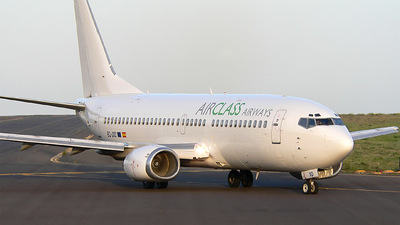 EC-JXD - Boeing 737-33A - AirClass Airways