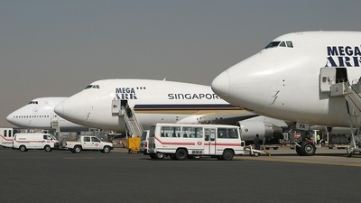 9V-SFA - Boeing 747-412F(SCD) - Singapore Airlines Cargo