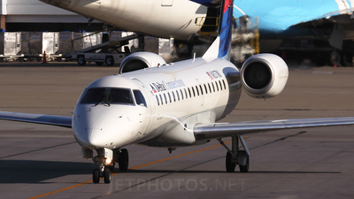 N837MJ - Embraer ERJ-145LR - Delta Connection (Freedom Airlines)