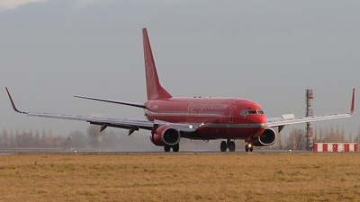 OY-SEJ - Boeing 737-86Q - Sterling Airlines