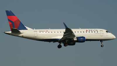 N204JQ - Embraer 170-200LR - Delta Connection (Shuttle America)