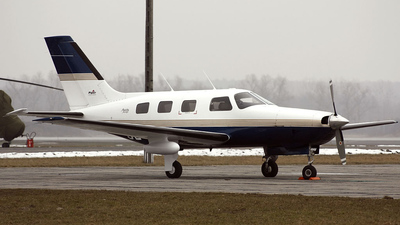 A picture of SEKCN - Piper PA46350P Malibu Mirage - [4636028] - © Norbert Bak