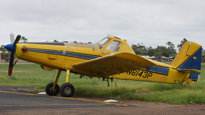 N6143P - Air Tractor AT-502 - Private
