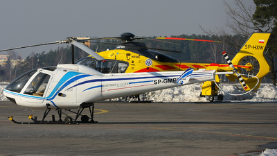 SP-GMB - Enstrom 280FX Shark - Private