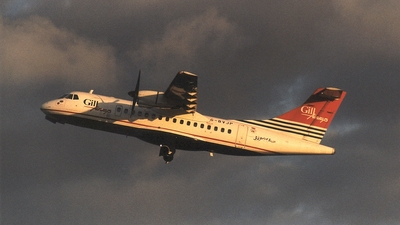 G-BVJP - ATR 42-320 - Gill Airways