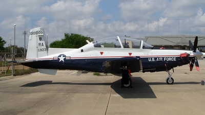 08-3923 - Raytheon T-6A Texan II - United States - US Air Force (USAF)