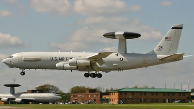 81-0005 - Boeing E-3C Sentry - United States - US Air Force (USAF)