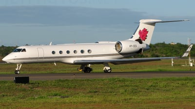 VP-CES - Gulfstream G-V - Jet Aviation Business Jets