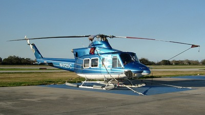 N4125C - Bell 412 - RLC - Rotorcraft Leasing Corporation