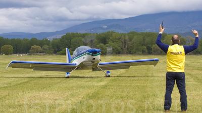 I-KDHF - SG Aviation Storm 400 - Private