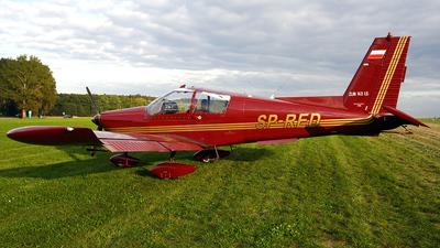 SP-RED - Zlin 143LS - Private