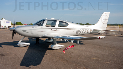 N977CV - Cirrus SR22-GS Turbo - Cirrus Design Corporation